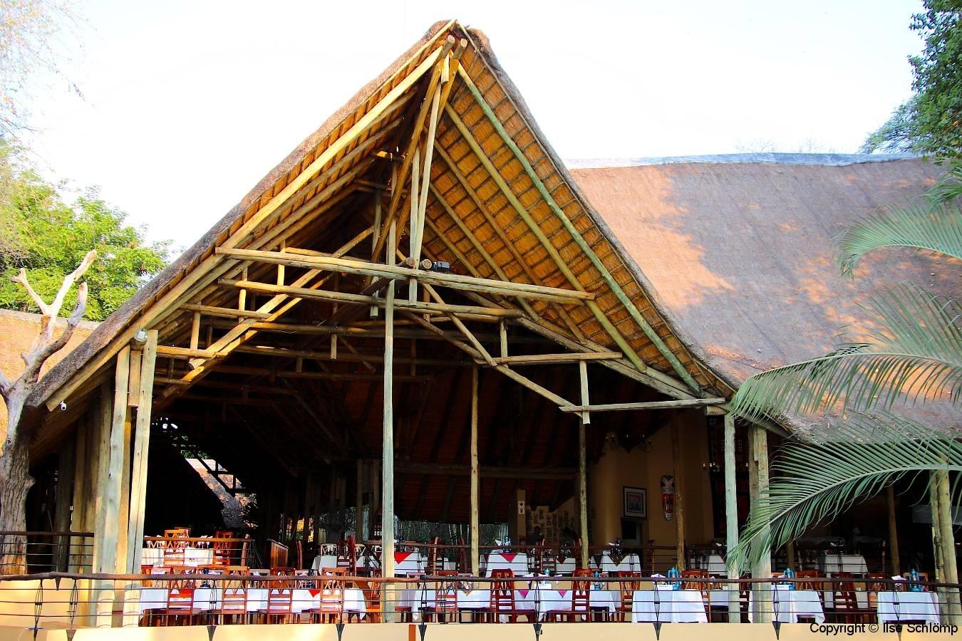 Botswana, Chobe Nationalpark, Chobe Safari Lodge