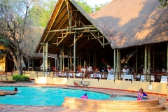 Botswana, Chobe Nationalpark, Chobe Safari Lodge