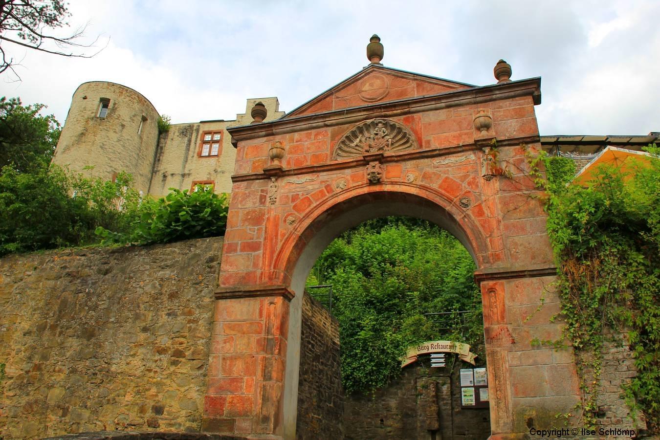 Burg Münstereifel, Bad Münstereifel, Nordrhein-Westfalen