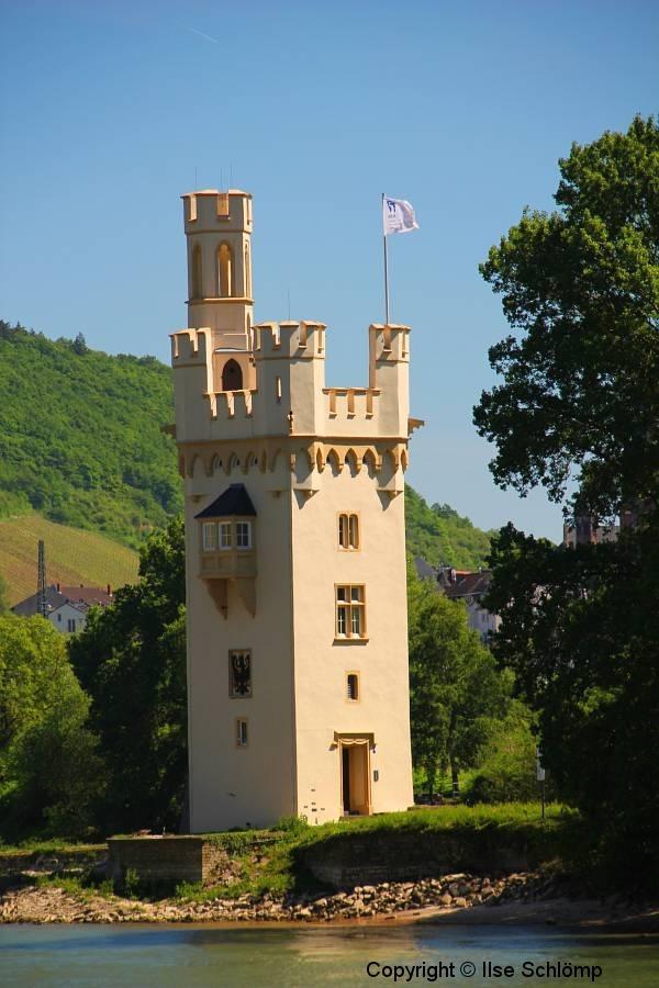 Binger Mäuseturm, Bingen, Rheinland-Pfalz