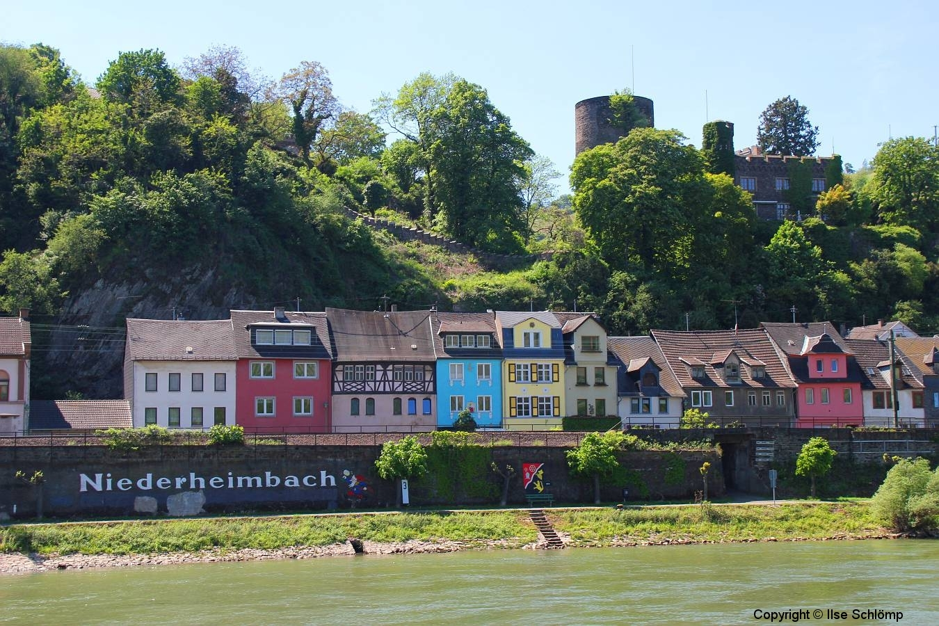 Heimburg, Niederheimbach, Rheinland-Pfalz