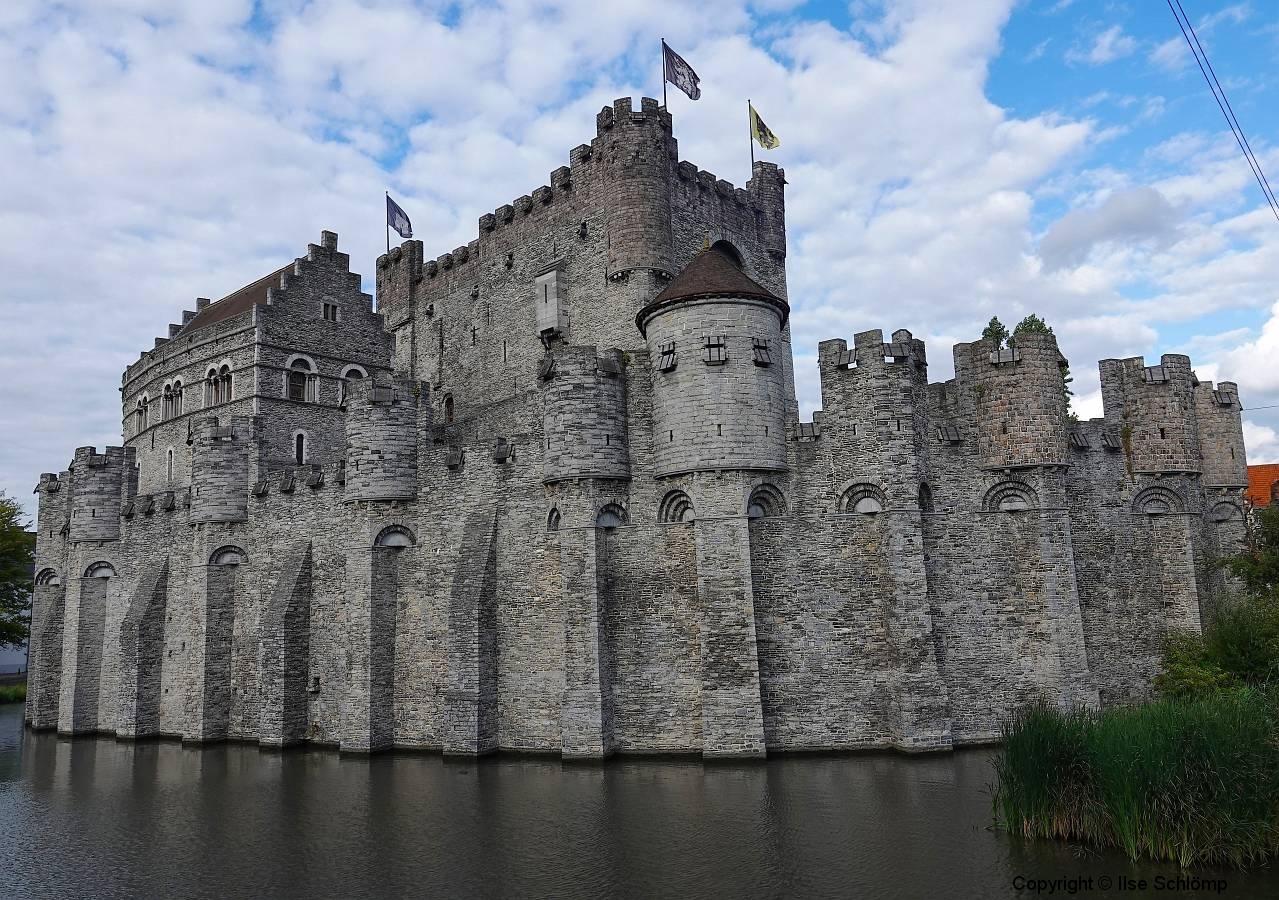 Burg Gravensteen, Gent, Belgien