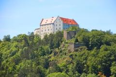 Schloss Rosenburg, Riedenburg, Bayern