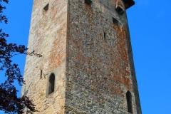 Burg Veldenstein, Neuhaus an der Pegnitz, Bayern, Bergfried