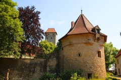 Burg Veldenstein, Neuhaus an der Pegnitz, Bayern