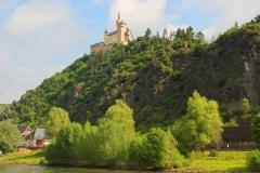 Marksburg, Braubach, Rheinland-Pfalz