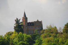 Schloss Liebeneck, Osterspai, Rheinland-Pfalz