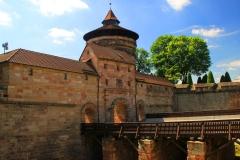Nürnberger Burg, Nürnberg, Bayern