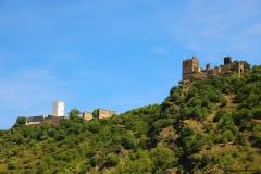Burg Sterrenberg und Burg Liebenstein, Kamp-Bornhofen, Rheinland-Pfalz