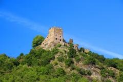 Burg Liebenstein, Kamp-Bornhofen, Rheinland-Pfalz