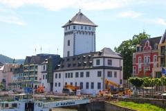 Kurfürstliche Burg, Boppard, Rheinland-Pfalz