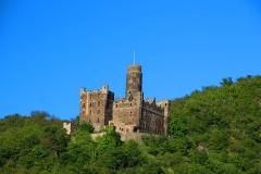Burg Maus, St. Goarshausen-Wellmich, Rheinland-Pfalz