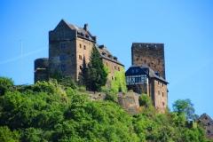Schönburg, Oberwesel, Rheinland-Pfalz