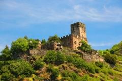 Burg Gutenfels, Kaub, Rheinland-Pfalz