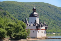 Burg Pfalzgrafenstein, Kaub, Rheinland-Pfalz