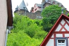 Burg Stahleck, Bacharach, Rheinland-Pfalz