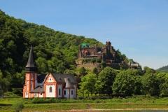 Burg Reichenstein, Trechtingshausen, Rheinland-Pfalz