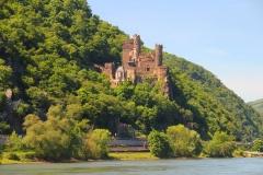 Burg Rheinstein, Trechtingshausen, Rheinland-Pfalz