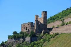 Burg Ehrenfels, Rüdesheim, Hessen