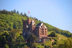 Burg Klopp, Bingen, Rheinland-Pfalz