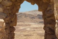 Festung Masada, Totes Meer, Israel