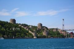 Burg Rumeli Hisari, Istanbul, Türkei