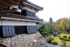 Schwarze Krähenburg, Matsumoto, Japan