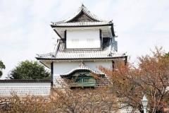 Burg Kanazawa, Kanazawa, Japan