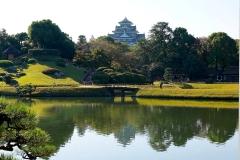 Burg Okayama, Okayama, Japan