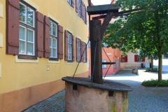 Dinkelsbühl, alter Brunnen