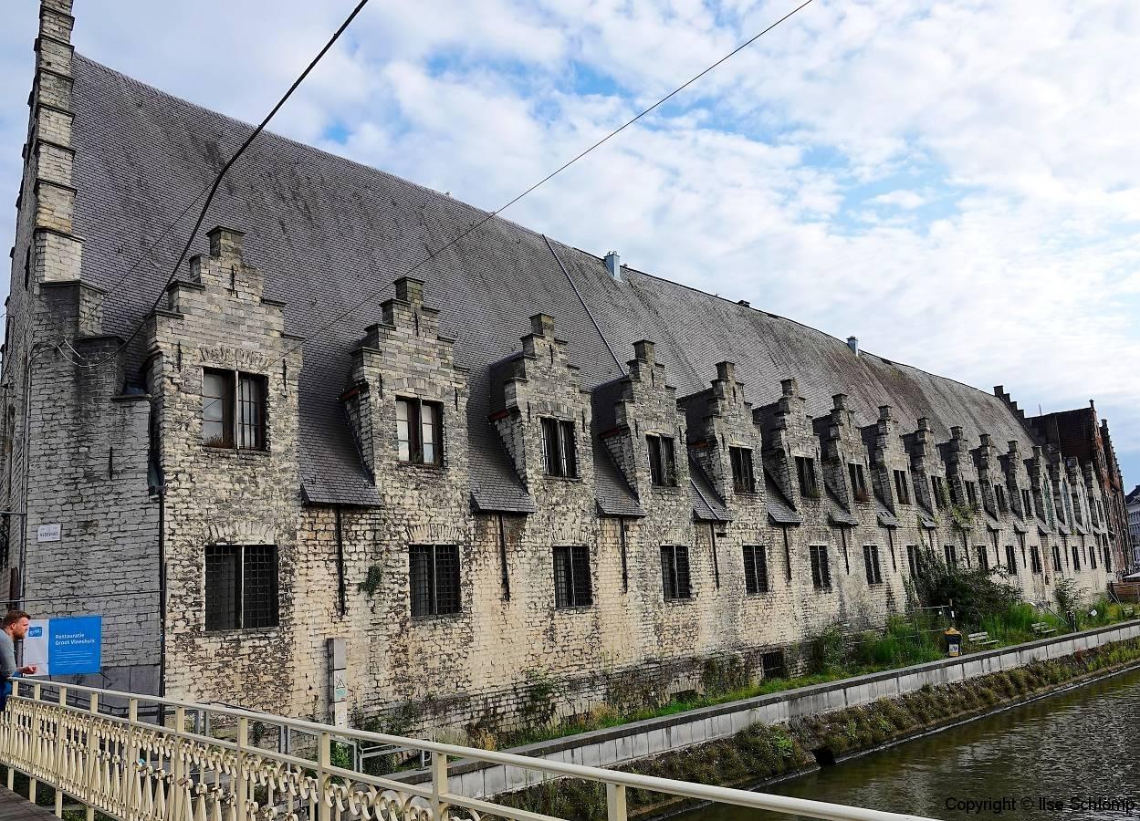 Belgien, Gent, Großes Fleischhaus