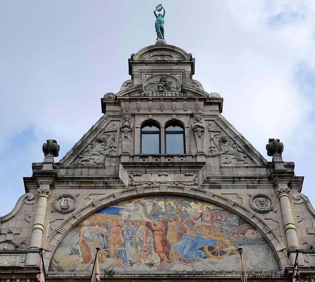 Belgien, Gent, Königliches Niederländisches Theater