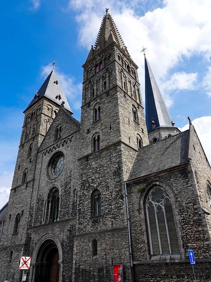 Belgien,Gent, Sint-Jacobskerk