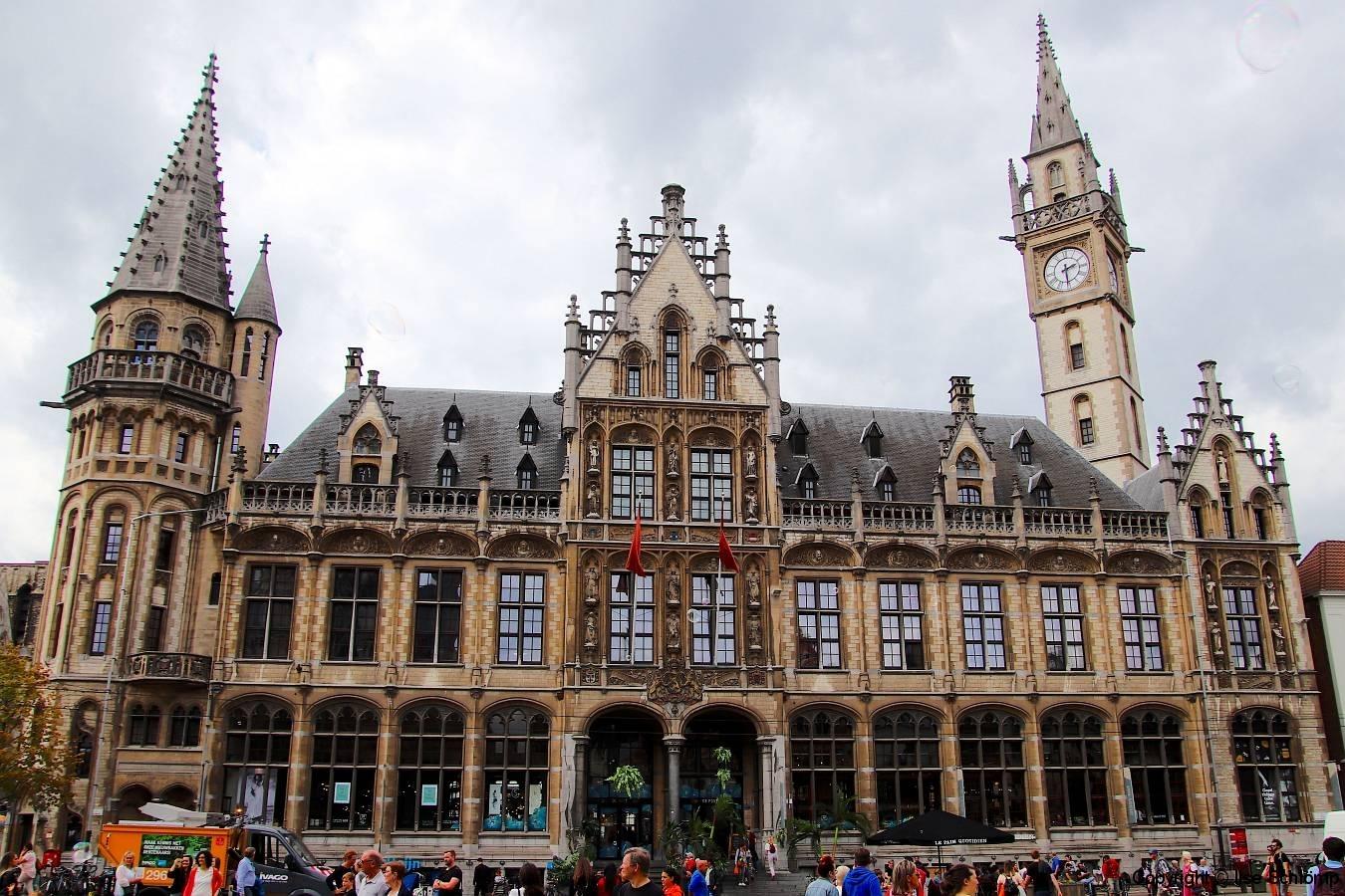 Belgien, Gent, Alte Post