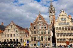 Belgien, Gent, Graslei