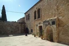 Israel, Jerusalem, Dormitio Abtei