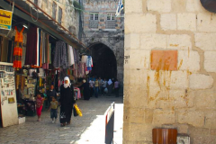 Israel, Jerusalem, Via Dolorosa, Station V