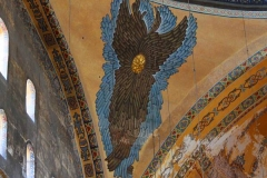 Istanbul, Hagia Sophia, sechsflügeliges Engelswesen, Seraphim
