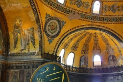 Istanbul, Hagia Sophia, Innenansicht