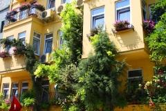 Istanbul, Altstadthotel mit Dachterrasse