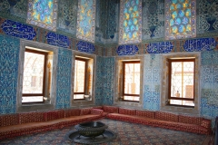 Istanbul, Topkapi-Palast, im Harem
