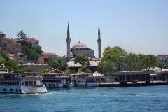 Istanbul, Mit der Fähre auf dem Bosporus