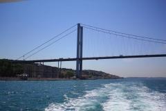 Istanbul, Bosporus-Brücke
