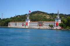 Istanbul, Mit der Fähre über den Bosporus