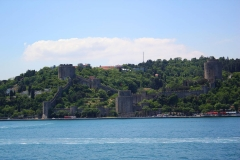 Istanbul, Burg Rumeli Hisari