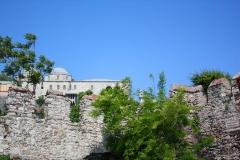 Istanbul, Theodosianische Mauer