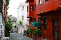 Istanbul, Altstadthotel hinter der Hagia Sophia