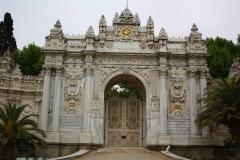 Istanbul, Dolmabahce-Palast, Das Imperiale Schatzkammertor