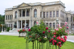 Istanbul, Dolmabahce-Palast