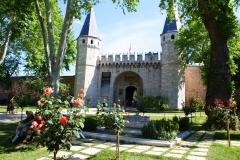 Istanbul, Topkapi-Palast, Haupteingangstor